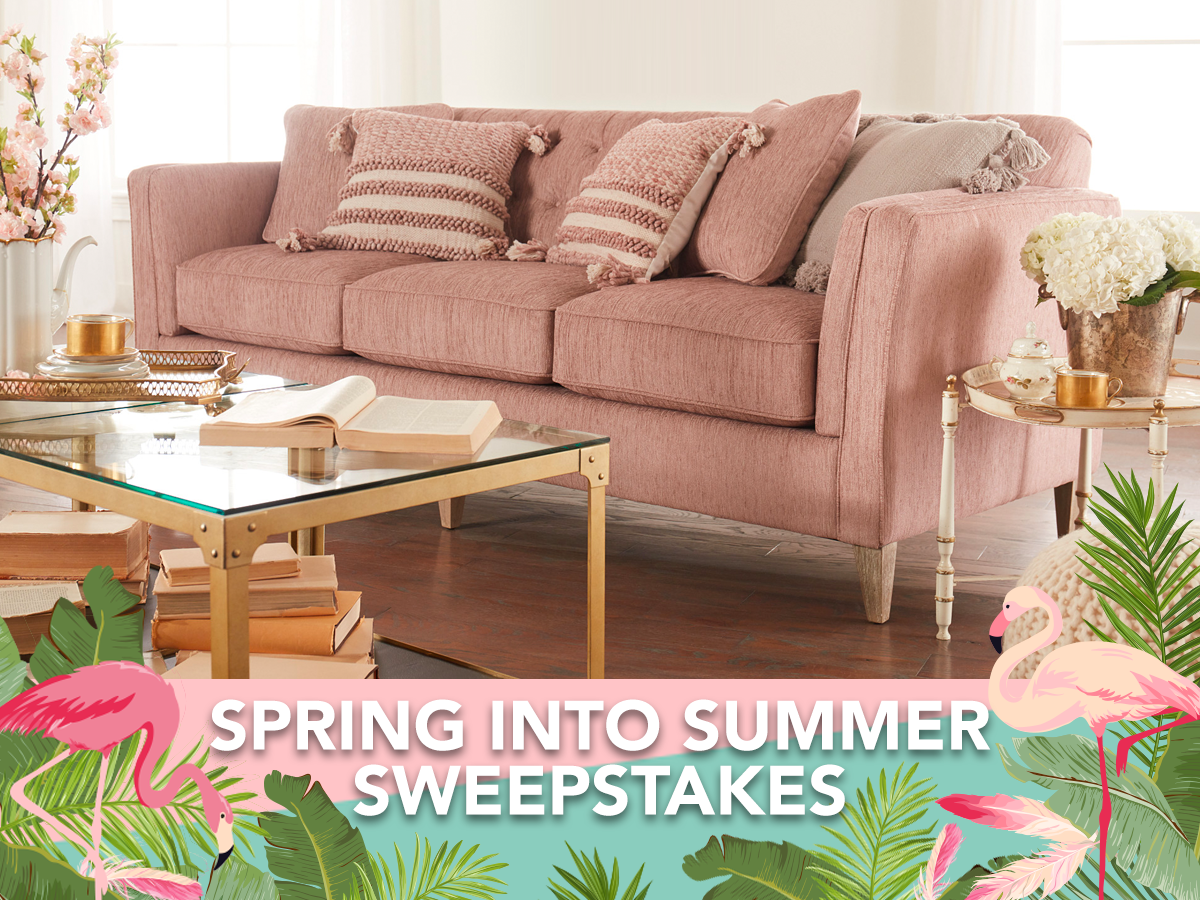 Lucky Chair Sweepstakes